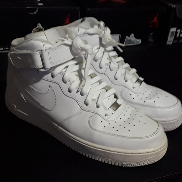 Nike Air Force 1 High Top Size 11